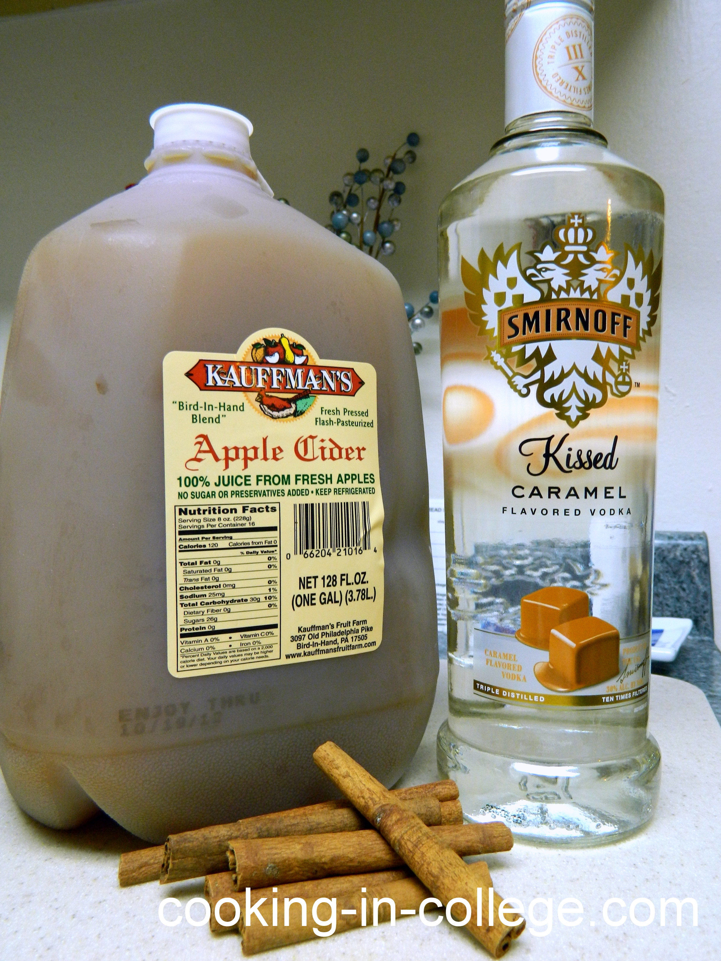 Candy Apple Drink