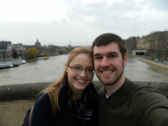 Pont Neuf - where Declan's grandma ate lunch everyday until she moved to America!
